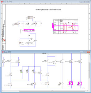 hydraulics design and pneumatics design