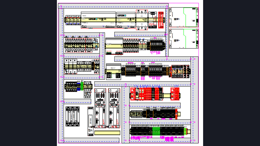 Arm-Automation-E3-panel-drawing